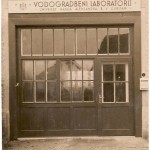 Laboratorij vhod 1937