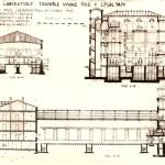 Gradnja 1948 načrt