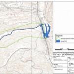 Karta poplavne nevarnosti Ortnek